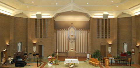Rossi Construction - St Patricks Catholic Church (Racine, WI)