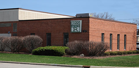 Rossi Construction Building