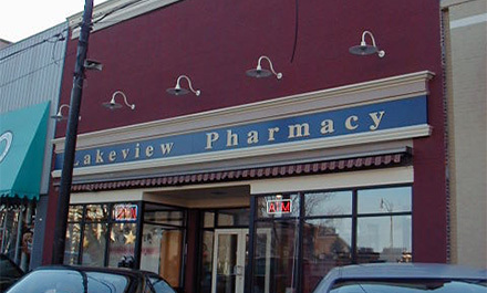 Rossi Construction - Lakeview Pharmacy