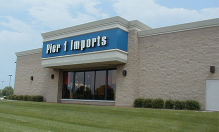 Rossi Construction - Pier One Imports